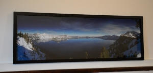 "framed 12x36"" panorama"